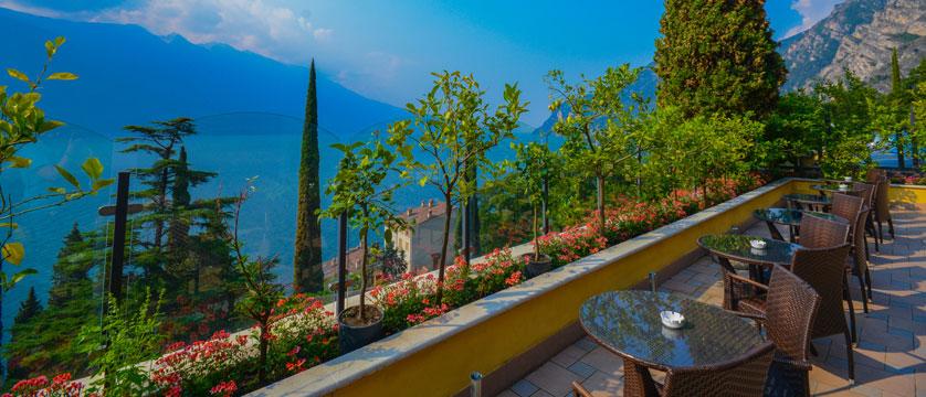 Hotel Villa Dirce, Limone, Lake Garda, Italy - Terrace view.jpg